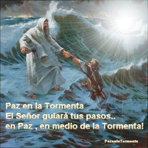 Paz En La Tormenta Amigos Unidos En Cristo Gabitos