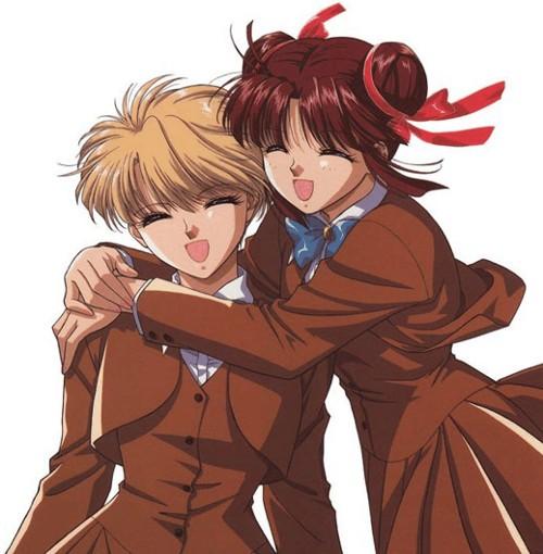 Fushigi Yūgi (Anime) I-miaka-yui