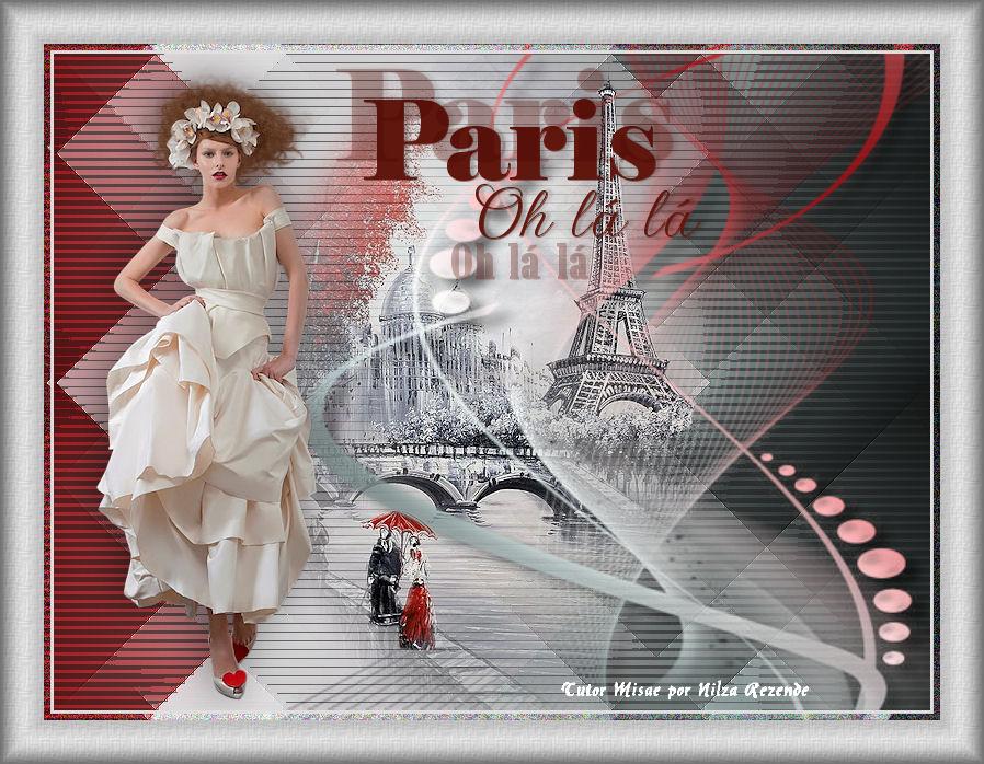TUTO - 7 - PARIS OH LA LA