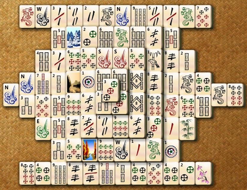 Jugar Mahjong