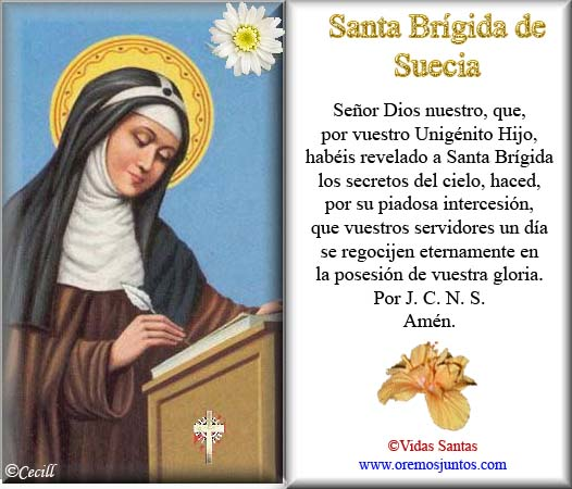 LAS 15 ORACIONES DE SANTA BRIGIDA EBOOK