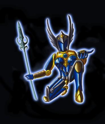 Reino de Asgard: Tunicas Sagradas Hilda_de_polaris_armadura