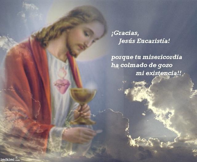 Imagenes De Jesus En La Eucaristia